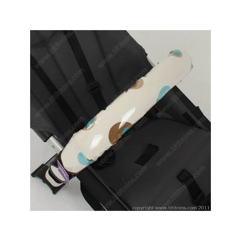 Protector Barra Silla Bugaboo Cameleon POP CH.Choco tititnins