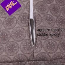 Saco Silla Stokke PUR. Pique Blanco/Blanco tititnins