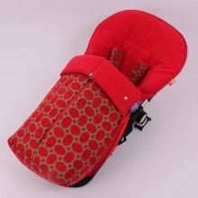 Saco Silla CC OVALOS R.Polar Rojo/Rojo tititnins