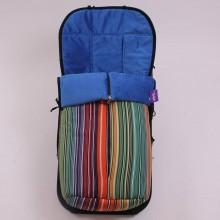 Saco Silla TP CC Basic MACERO RY.Velour Azulon/Negro tititnins
