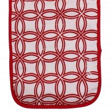 Colchoneta Silla FIDIAS RO.Rojo/Rojo tititnins