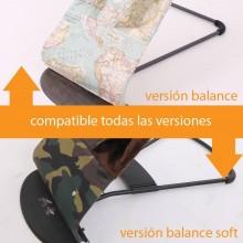 Funda Hamaca Babybjorn Balance Soft y Bliss BOSQUE GR|TititNins®