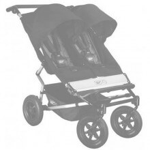Funda Capazo Mountain Buggy Duet Carrycot Plus PIQUE CELESTE tititnins.