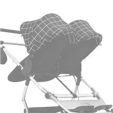 Saco Hamaca Mountain Buggy Duet PIQUE TOPO GR.Pique GR/Gris