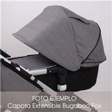 Capota Extensible Bugaboo Fox PIQUE GRIS