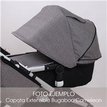 Capota Extensible Bugaboo Camaleon PIQUE GRIS