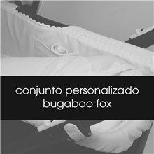 Conjunto Bugaboo Fox PIQUE BLANCO